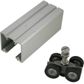 150KG TRACK, TROLLEY AND ACCESSORIES