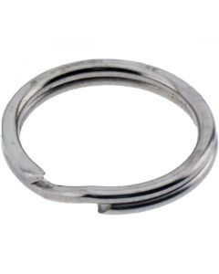 Split Ring Nickel Plated 16mm
