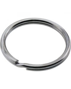 Split Ring Stainless Steel 19mm