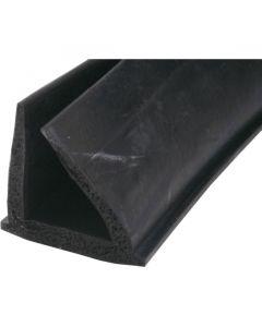Channel Strip Sealing Gasket U Shape 18mm