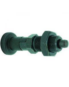Spring Pin Knob Black Oxide M20