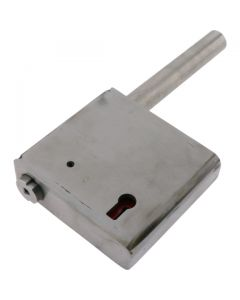 Gate Latch Long Throw Stainless Steel 50mm 102mm