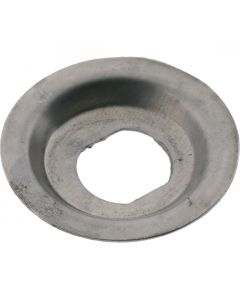 Recessed Dish For Cam Locks Stainless Steel