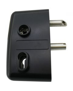 Wrought Iron Gate Lock For 175mmx35mm