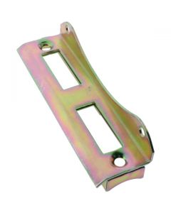 Strike Box For Round Tube Zinc Plated 187mm
