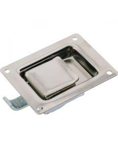 Paddle Latch Non Locking Nickel 67mm