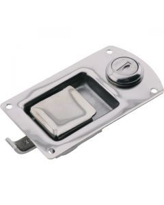 Paddle Latch Locking Stainless Steel 89mm