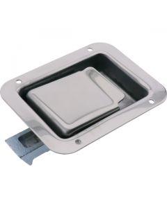 Paddle Latch Non Locking Medium Stainless Steel 121mm