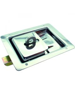 Paddle Latch Padlockable Stainless Steel 140mm
