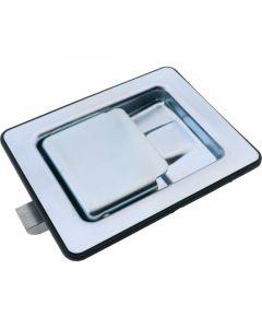 Paddle Latch Non Locking Zinc Plated 140mm