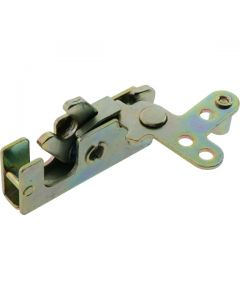 Rotary Latch Left Hand Lever Zinc Plated
