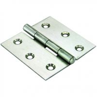 Butt Hinge 304 Stainless Steel 50x50mm