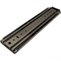 Draw Slides Pair Heavy Duty Zinc Plated 350mm 100kg Load