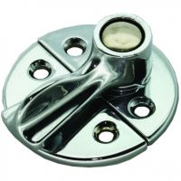 Gravelly Fasteners Small Chrome 59x47mm