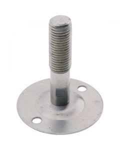 Disc Foot Stainless Steel 65mm Base 35mm M16