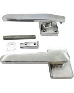 Access Door Catch Internal and External Handle Set