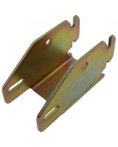 Cargo Beam Socket Zinc 55x106mm