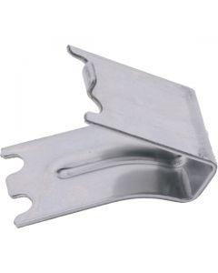 Shelf Plain Clip Stainless Steel