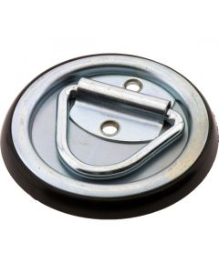 Rope Ring Recessed Zinc Plated 89mm
