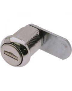 Key Locking Cam Lock 19mm 180deg Rotation 19mm
