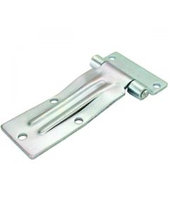 Over The Seal Hinge Zinc 180mm