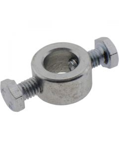 Cam Locking Collar Zinc