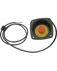 Emergency Switch Off Button Assembly Nylon 124.5mm