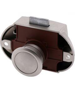 Caravan Latch Push Button 75mm