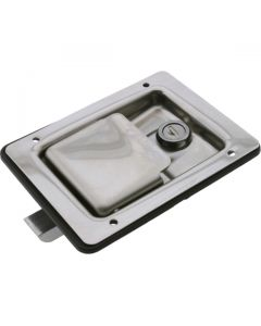 Paddle Latch Locking Stainless Steel 140mm