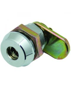 High Security Cam Lock Key Removable 22mm
