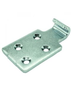 Strike For Large Latch 4 hole Stainless Steel 70x40mm
