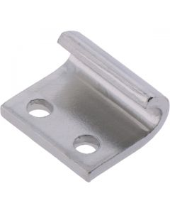 Hold Down Latch Striker Nickle Plated 17mm
