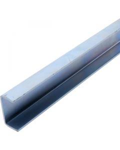 C Channel 1.5m Zinc Plated