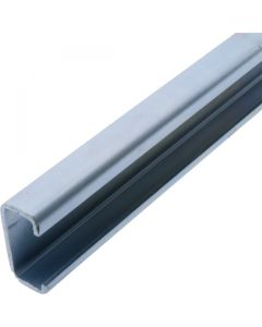 Lip Channel 3.0m Zinc Plated