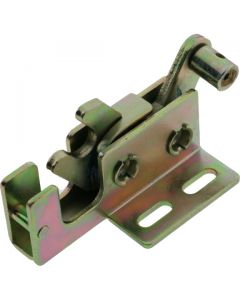 Rotary Latch Left Hand Cable Eye Zinc Plated
