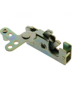 Rotary Latch Right Hand Lever Zinc Plated