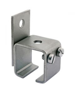 Vertical Bracket 316 Stainless Steel 120kg Load